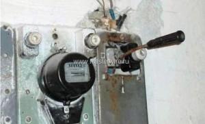 Электрощитовая - источник повышенной опасности