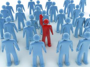 Коллективная самоорганизация начинается с одного Лидера