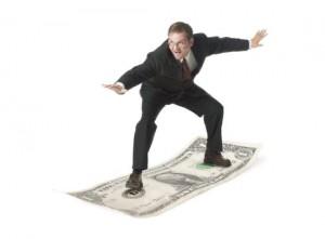Надежная финансовая опора - залог жизненного равновесия