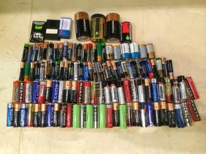 115 батареек! Можете пересчитать!