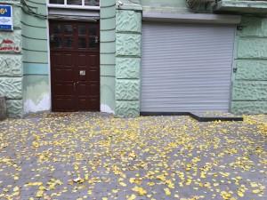"""""""Коррозия"""" стен портит весь фасад и указывает на бесхозяйственность жильцов дома"""