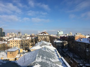 ул. Тарасовская - одна из самых красивых киевских улиц