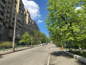Улица Тарасовская - одна из самых красивых в Киеве