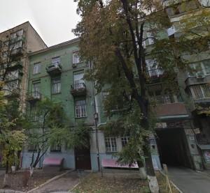 Дом, в котором некоторое время жил академик Вернадский