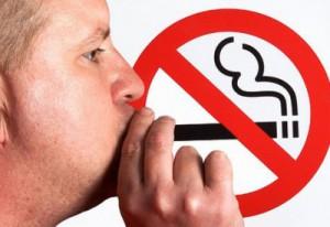 Курильщик - враг себе и соседям!