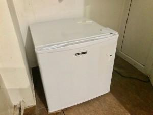 Купленный сообща красавец холодильник