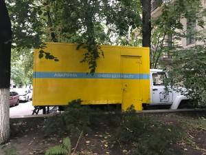 """Службы """"Киевводоканала"""" спасают наш дом регулярно..."""