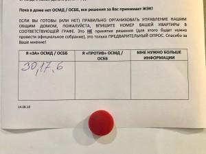"""Три первых голоса """"за"""" - три первых """"ласточки""""..."""