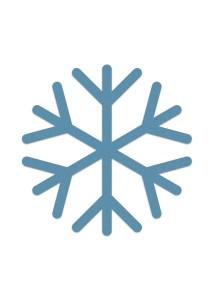 Пусть Новый год будет снежным! И нежным...