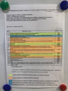 """""""Тарифы ЖЭКа"""": из воздуха, но на бумаге"""