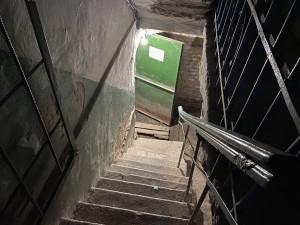 Лестница в подвал и связанные с ним ужасы