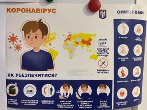 Памятка по борьбе с коронавирусом