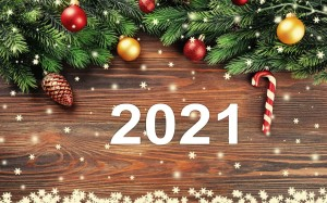 Счастья в Новом году!